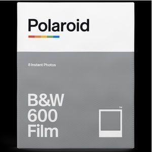 Polaroid 600 Film: Black & White